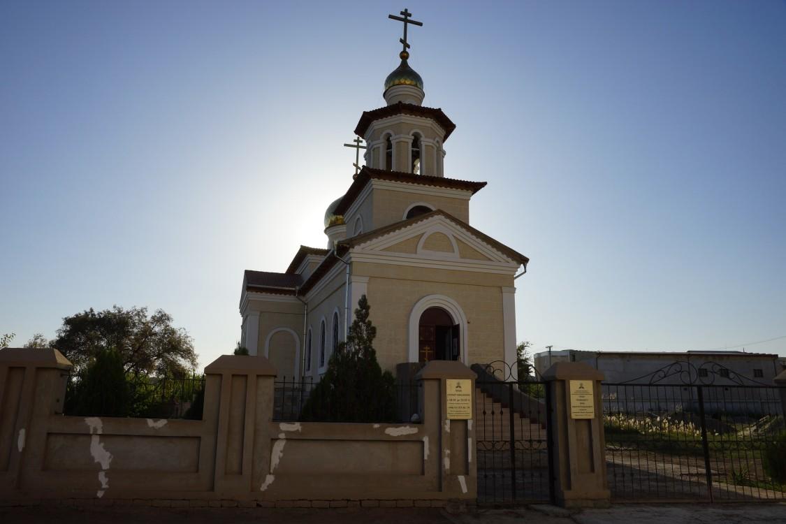 Церковь Иова Многострадального, Ургенч