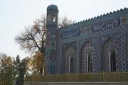 Домовая церковь Константина и Елены при бывшем Управлении Кокандского воинского начальника - Коканд - Узбекистан - Прочие страны