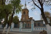 Самарканд. Покрова Пресвятой Богородицы, церковь