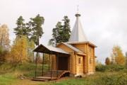 Церковь Успения Пресвятой Богородицы - Каскесручей - Прионежский район - Республика Карелия