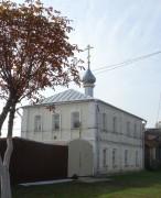Жгунская Буда. Покрова Пресвятой Богородицы, церковь