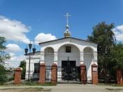 Домбаровский. Спаса Преображения, церковь