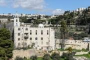 Иерусалим - Масличная гора. Стефана архидиакона, церковь