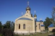 Шкуринская. Покрова Пресвятой Богородицы, церковь