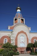 Канеловская. Казанской иконы Божией Матери, церковь