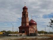 Оренбург. Царственных Страстотерпцев (строящаяся), церковь
