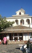 Тасос, остров. Монастырь Михаила Архангела