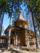 Церковь Николая Чудотворца - Карташевская - Гатчинский район - Ленинградская область