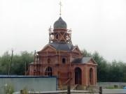 Церковь Илии Пророка (строящаяся) - Чапаевка - Одинцовский район, г. Звенигород - Московская область