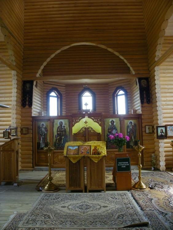 Церковь Митрофана Воронежского, Гатчина