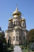 Церковь Александра Невского (строящаяся) - Славянск-на-Кубани - Славянский район - Краснодарский край