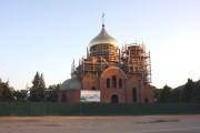 Анастасиевская. Анастасии Узорешительницы (строящаяся), церковь