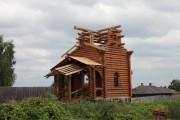 Белёв. Крестовоздвиженский монастырь. Неизвестная часовня