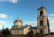 Парфеньево, село. Воскресения Христова, собор