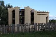 Миасс. Пантелеимона Целителя (строящаяся), церковь