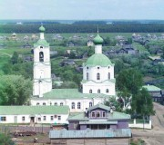 Ржев. Покрова Пресвятой Богородицы на Князь-Фёдоровской стороне, церковь