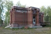 Еланчик. Петра и Февронии (строящаяся), церковь