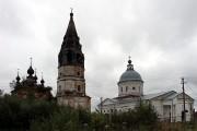 Контеево. Храмовый комплекс церквей Покрова Пресвятой Богородицы и Михаила Архангела