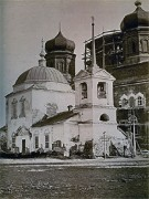 Петровск. Покрова Пресвятой Богородицы (старая), церковь