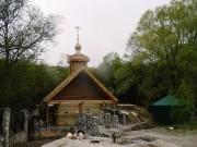 Подгоры. Заволжский мужской монастырь в честь Животворящего Креста Господня. Часовня Илии Пророка