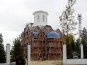Сивково. Покрова Пресвятой Богородицы (строящаяся), церковь