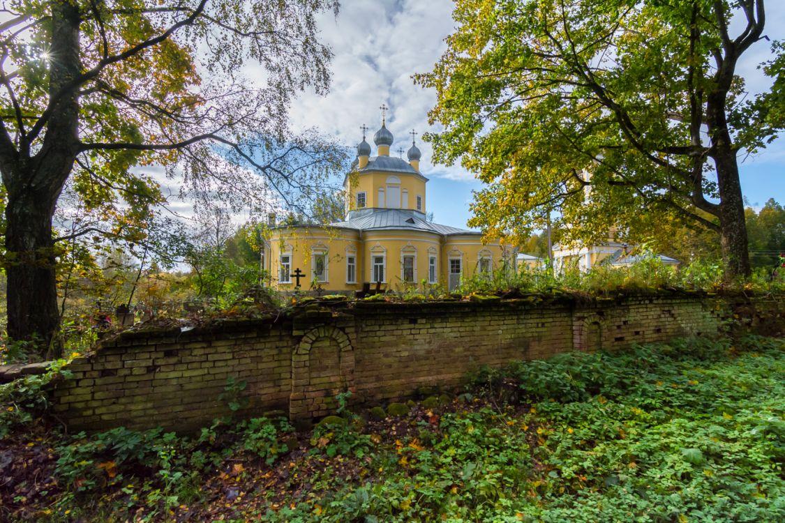 Антониево-Леохновский Спасо-Преображенский мужской монастырь, Леохново