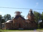 Церковь Рождества Христова - Гребнево - Старожиловский район - Рязанская область