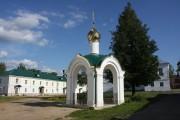 Углич. Богоявленский монастырь. Часовня-сень