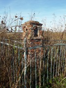 Мордовская Багана. Неизвестный часовенный столб