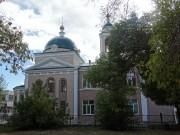 Оренбург. Иоанна Кронштадского при Епархиальной гимназии, домовая церковь