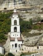 Успенский мужской монастырь. Колокольня Георгиевской части монастыря - Бахчисарай - Бахчисарайский район - Республика Крым