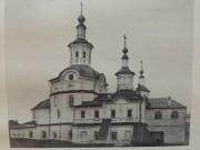 Церковь Рождества Иоанна Предтечи - Великий Устюг - Великоустюгский район - Вологодская область