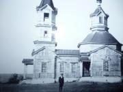 Церковь Троицы Живоначальной - Новопавловка - Миллеровский район - Ростовская область