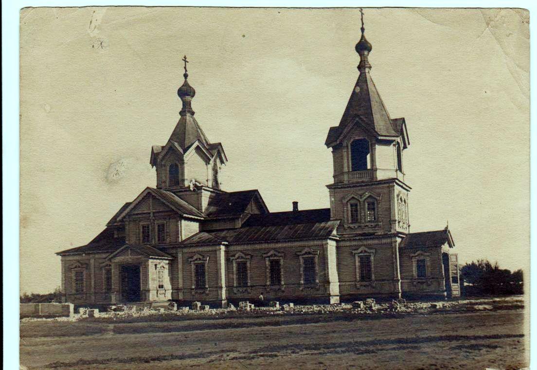 Церковь Михаила Архангела, Малодельская