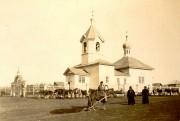 Церковь Воздвижения Креста Господня - Гордино - Афанасьевский район - Кировская область
