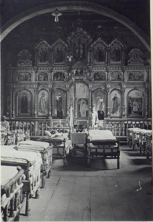 Неизвестная церковь (новая), Черемошно