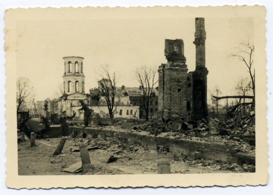 Церковь Флора и Лавра на Людогощей улице, Великий Новгород