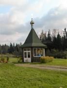Неизвестная часовня - Троица-Чижи, урочище - Павлово-Посадский район - Московская область