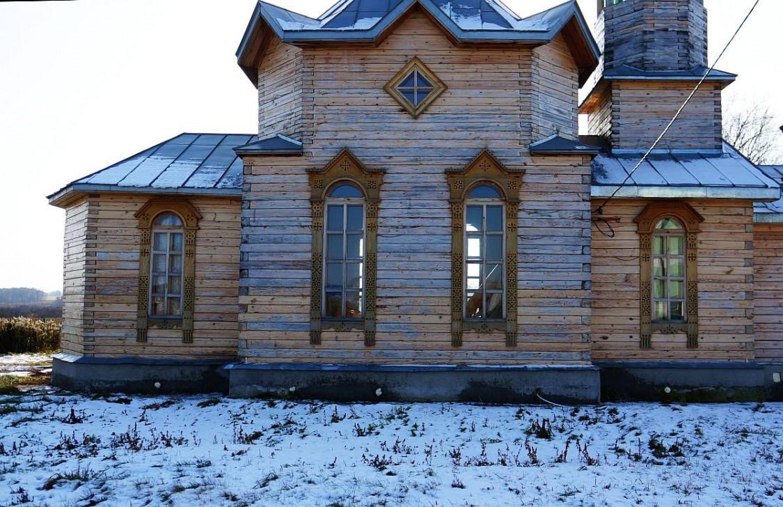 Церковь Троицы Живоначальной, Болтово