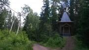 Валаамские острова. Спасо-Преображенский Валаамский монастырь. Часовня Сергия Радонежского