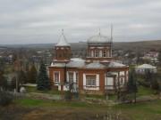Новоалександровка. Троицы Живоначальной, церковь
