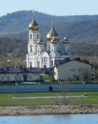 Алексеевка. Иоанновский женский монастырь. Церковь Иоанна Кронштадтского