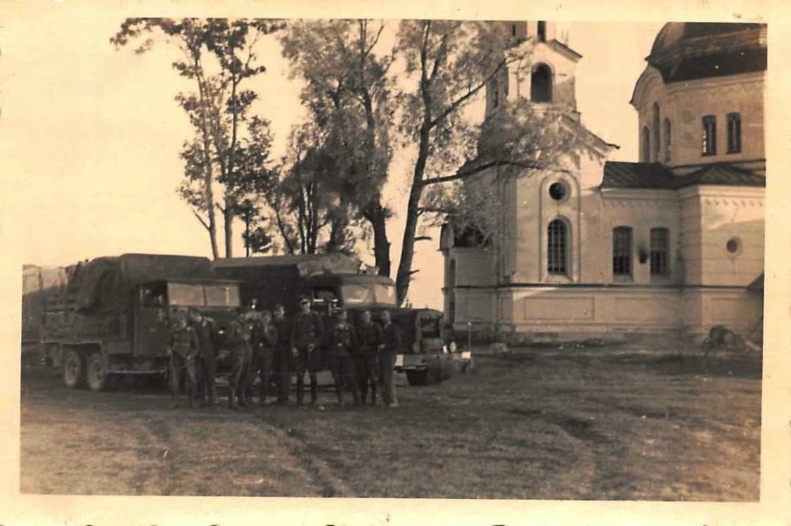 Церковь Вознесения Господня, Киевичи