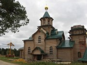 Сатис. Серафима Саровского (строящаяся), церковь