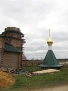 Церковь Серафима Саровского (строящаяся) - Сатис - Дивеевский район и г. Саров - Нижегородская область