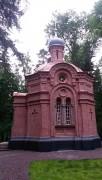 Валаамские острова. Спасо-Преображенский Валаамский монастырь. Часовня на Игуменском кладбище