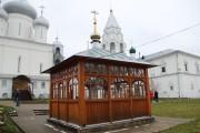 Переславль-Залесский. Никитский монастырь. Неизвестная часовня