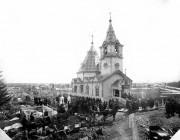 Церковь Всех Святых - Вытегра - Вытегорский район - Вологодская область
