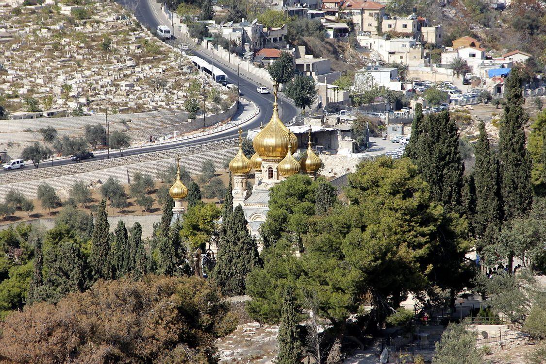 русские храмы в иерусалиме ЗАО