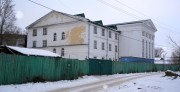 Обь. Тихона Задонского в Новосибирской духовной семинарии, церковь
